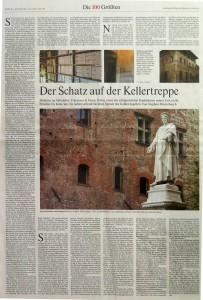Articolo Datini su Frankfurter Allgemeine Zeitung